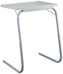 Ebee Store Table Mate II Adjustable Portable Desk (White)