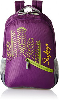 Skybags Footloose Colt 30 Ltrs Purple Casual Backpack (BPFCOE2EPPL)