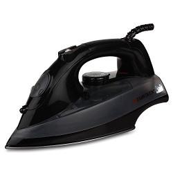 Eurolex EL1635 1800Watts Cloth Steam Iron-Black