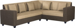 Bharat Lifestyle Dalvin Fabric 6 Seater