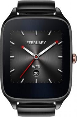 Asus Zenwatch 2 Gunmetal Case with Metal Strap Gunmetal Grey, Black Smartwatch