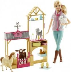 Barbie FARM VET SET