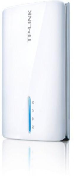 TP-Link TL-MR3040 Mini Pocket 3G Wireless Router (White)