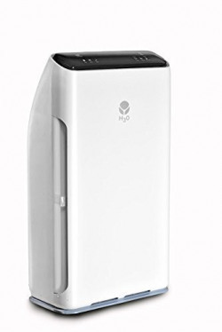 H3O Air Series VE2 with Aerosense and HEPA cluster 7 Stage purification technology, Auto smart mode especially designed for children ( Area Coverage - 1000 Sqft )