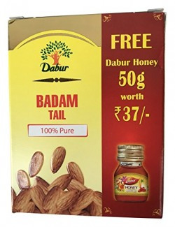 Dabur Badam Tail - 50 ml with Free Dabur Honey - 50 g