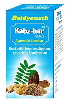 Baidyanath Kabzhar - 60 Tablets
