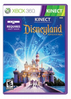 Kinect Disneyland Adventures (Xbox 360) (PAL)