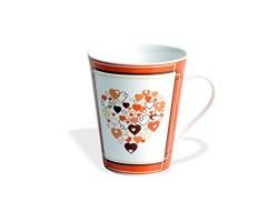 Milk Mug, 350ml, Multicolour At Just 79