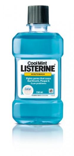 Listerine Coolmint Mouthwash - 250 ml