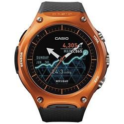 Casio Digital Multi-Colour Dial Unisex Watch-SW002 (WSD-F10RG)