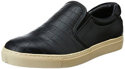Bata Men's Kors Black Loafers and Moccasins - 9 UK/India (43 EU)(8516508)