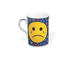 Clay Craft Anny A319 Milk Mug, 350ml/7.0cm, Multicolour
