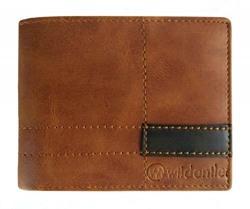 Wildantler Designer Men's Wallet.