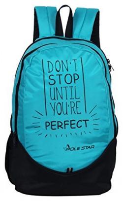 Polestar Buddy 30 Lt T.Blue Casual Travel Laptop Backpack School Bag