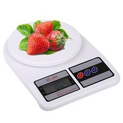 JaipurCrafts Electronic Kitchen Digital Weighing Scale 10 Kg (1 Year Warranty)