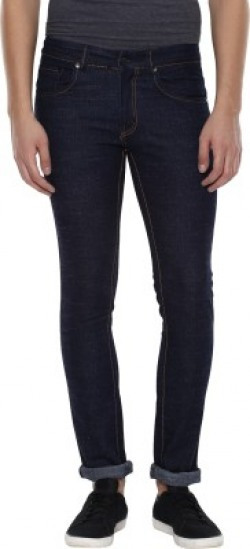 3 Concept Slim Men's Black Jeans