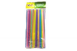 Ezee Magic Straw - 50 Pieces