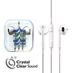 US1984 In-Ear Headphones With 3D Theater Sound Effect With mic