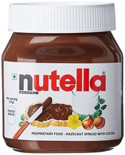 Nutella Despicable Me Hazelnut Spread with Cocoa, 290g