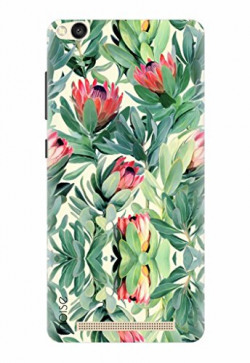 Noise Designer Printed Case / Cover for Xiaomi Redmi 4a / Nature / Plants Design - (GD-78)