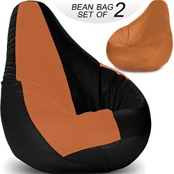 Bean Bag without Beans, Set of 2