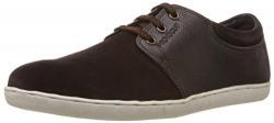 Provogue Men's Brown Sneakers - 10 UK