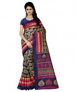 Raa Retail women's bhagalpuri silk saree(TZ_1090_B)