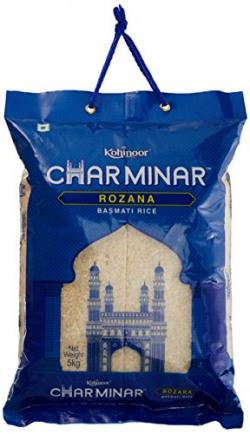 Kohinoor Charminar Rozana Rice, 5kg
