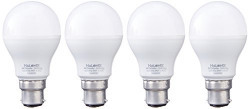 Halonix Photon Plus Base B22 9-Watt LED Bulb (Pack of 4, Cool Day Light)