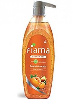 Fiama Mild Dew Shower Gel, Peach and Avocado, 550ml