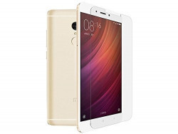 REDMI NOTE 4 premium tempered glass screen protector (ASEEL)