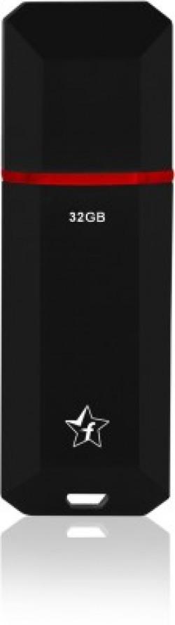 Flipkart SmartBuy Swift 32 GB Pen Drive(Black)