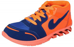 Ethics Blue Orange Top Quality Material Sports Shoes (Blade-115) (7)