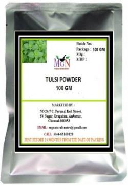 MG Naturals TULSI POWDER