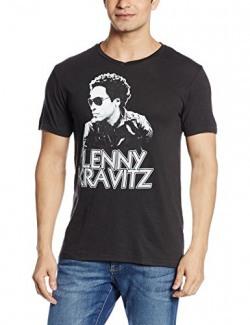 Fox Men's T-Shirt (191639580240_Medium_Grey and Black)