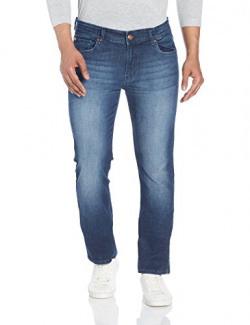 Numero Uno Men's Straight Fit Jeans (8907236503126_NMJNNC870_34W x 33L_Varsovia)