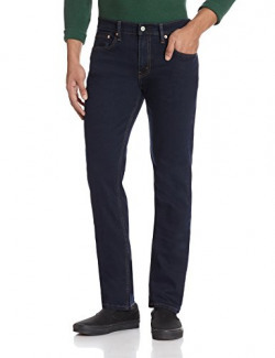 Levi's Men's 511 Slim Fit Jeans (6901935890169_18298-0151_34W x 34L_Blue)