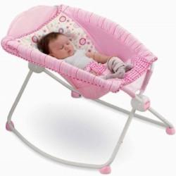 Tiny's World Newborn Rock 'N Play Sleeper