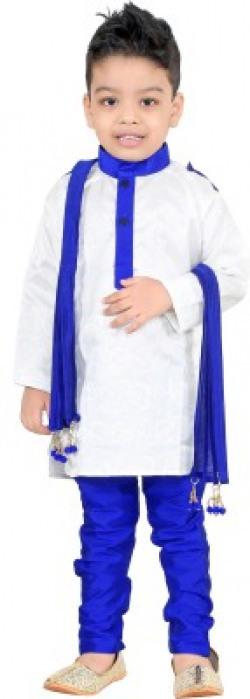 FTC Bazar Boys Festive & Party Kurta, Pyjama & Dupatta Set