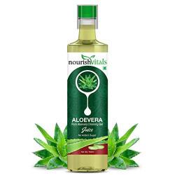 Nourish Vitals Aloevera Juice - 500 ml