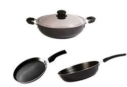 BrightFlame Non Stick Cookware Set