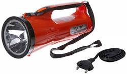 Rock Light RL-6475W 4-Watt Rechargeable LED Torch (Color May Vary)