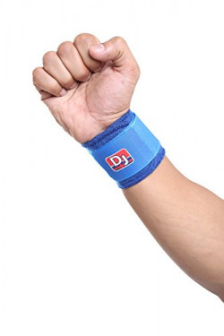 DJ Support Neoprene Wrist Wrap