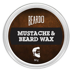 Beardo Beard and Moustache Wax - 50 g