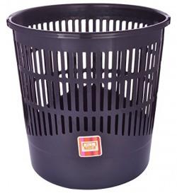 All Time Plastic Tidy Basket, 6.5 Litres, Black