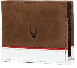 WildHorn WH394 Brown mens wallet