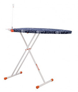 Bathla X-Press Lite Ironing Board / Stand with Stepless Height Adjustment + 2 year Warranty
