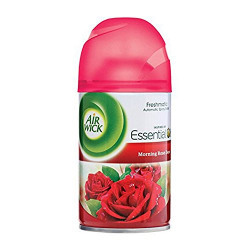 Airwick Freshmatic Air Freshener Refill Life Scents - 250 ml ( Morning Rose Dew)