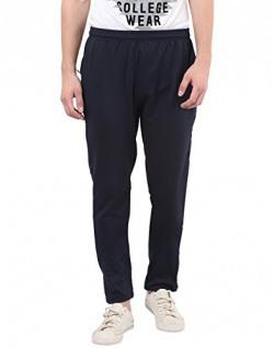 Mode Vetements Men's Casual Trouser MVLO32_Black_S