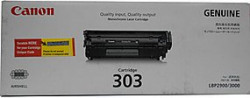 Canon 303 Toner Cartridge Black